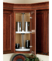 "RAS 18"" VL Full Circle Lazy Susan Set, Indiv Pack"