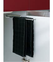RAS 2 Prong Towel Bar
