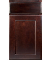 Taylor Espresso B15 Sample Door, Drawer, and Face Frame